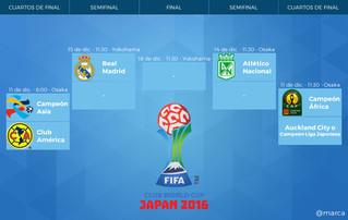 Mundial de Clubes - Japón 2016