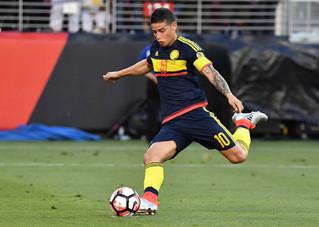 Colombia gana por inercia a Estados Unidos.