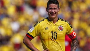 James llega a la Selección Colombia para revitalizarse.