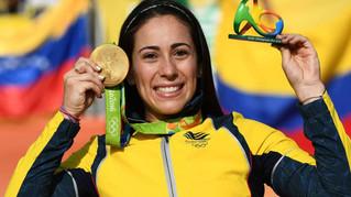 Mariana Pajón, invencible: Gana el oro olímpico en Río 2016