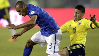 Colombia, a quebrar el futuro de las Eliminatorias ante Brasil