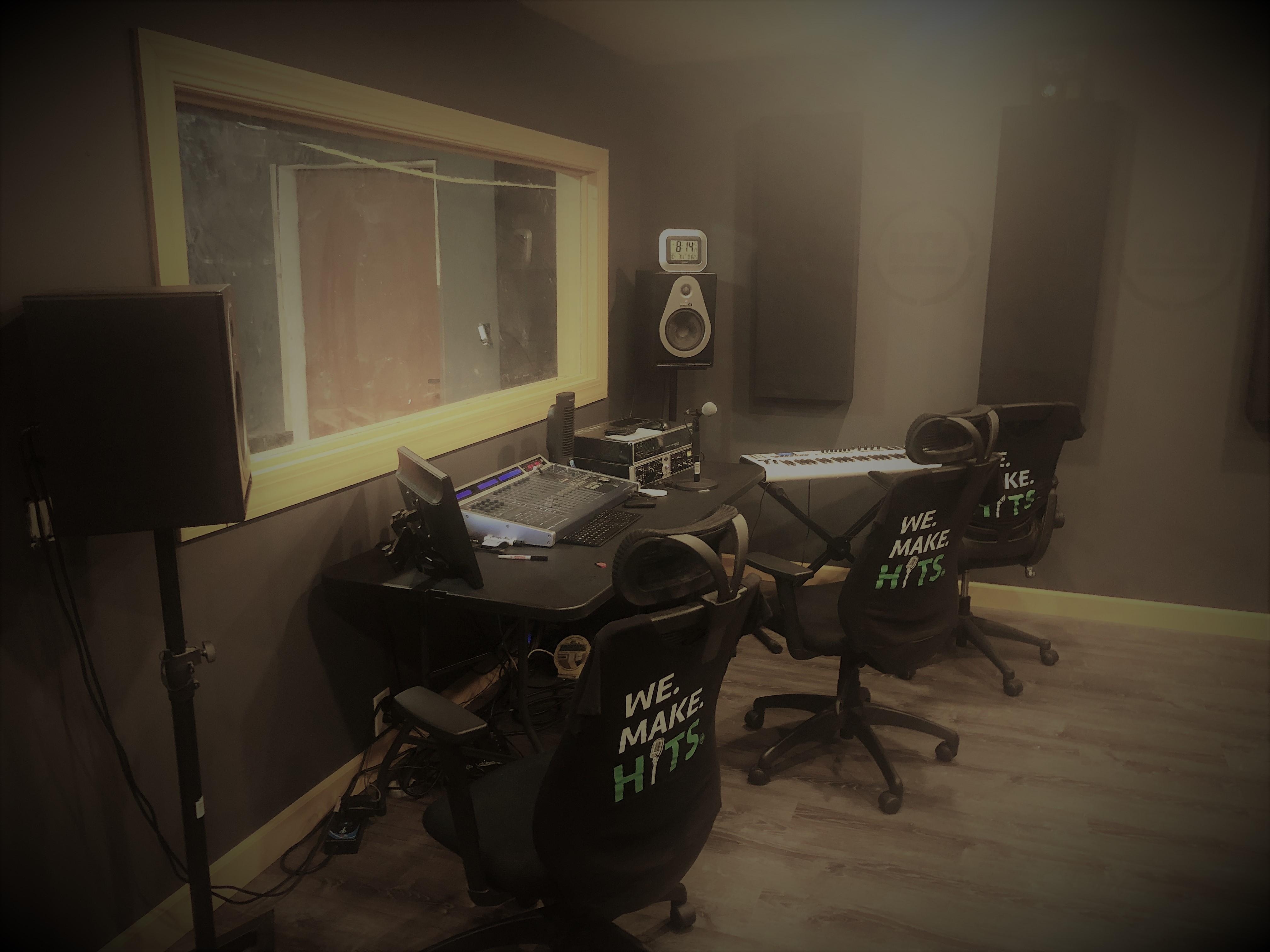 LAB Control Room