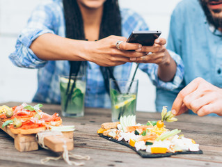 How Has Social Media Changed How We Market Food?