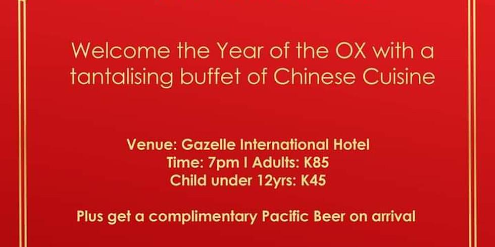 Chinese New Year Buffet