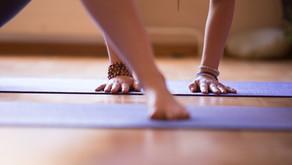 Les cours de Yoga reprennent dès le 26.8.21