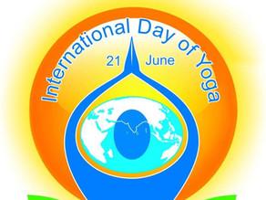 IDY - Journée Internationale de Yoga - lundi 21 juin 2021