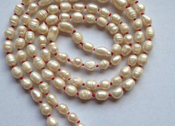 Malas en Perles sauvanges - 108 perles