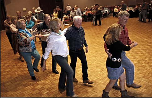 Houston Country Western 2-Step Dance Lessons TX