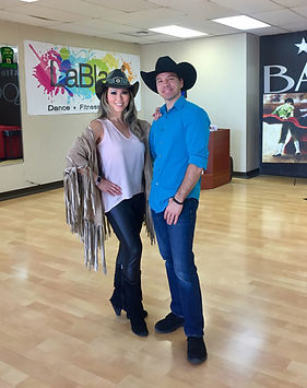 Country Western Dance Performers