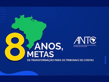 ANTC lança cartilha com oito metas de transformação para os Tribunais de Contas