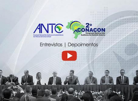 2º CONACON - ENTREVISTAS E DEPOIMENTOS