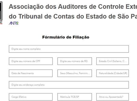 AudTCE/SP implanta um novo sistema para facilitar o processo de filiação