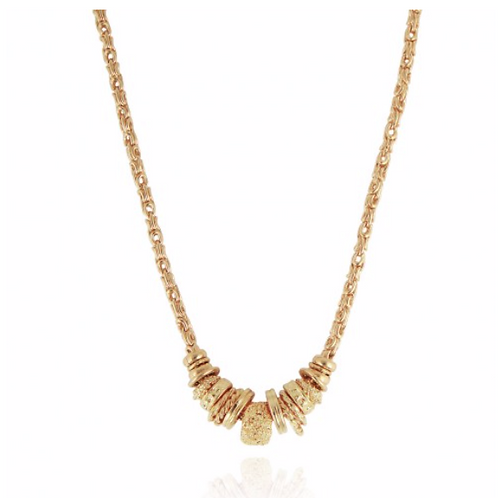 COLLIER MARQUISE OR