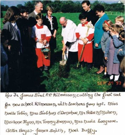 new-Kilmessan-school-sod-turning-1993.jp