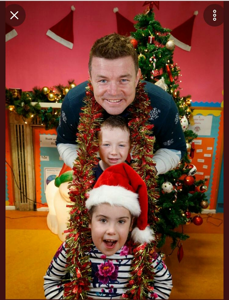 Kilmessan celebrity launches Christmas F
