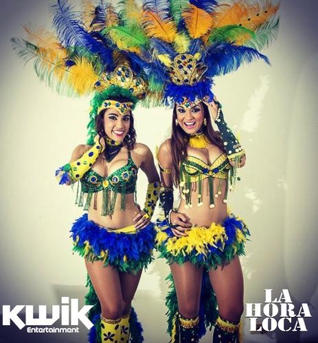La Hora Loca - Samba Dancers