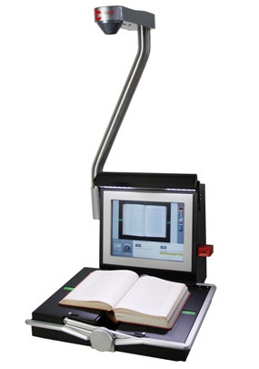 Spirit Advanced Book Scanner