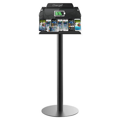 Power Floor Stand Charging Station