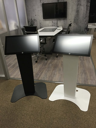 """24"""" Kiosk / with Wall Mount"""