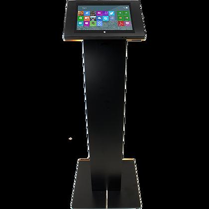 Kiosk stand w/Tablet