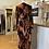Thumbnail: FRIENDTEX Kleid in Wickeloptik