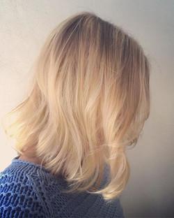 #blonde #balayage #hair #hairstyle #salon #olaplex #summer #loreal #model #trend #fashion #stylish #