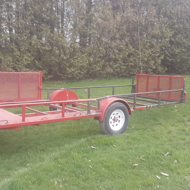 Trailer Extension and Repair