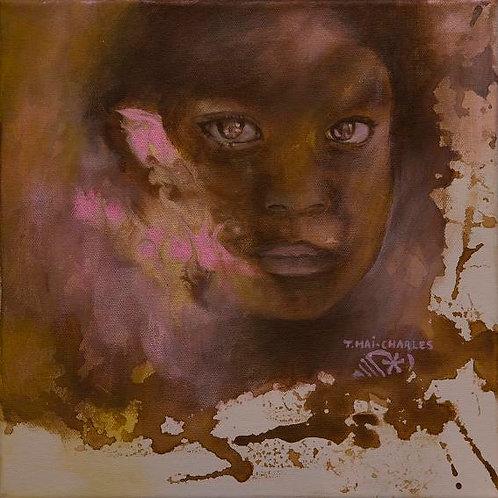 """""""Portrait d'enfant marron"""""""