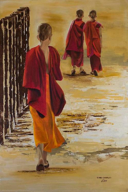 """""""Enfants moines"""""""