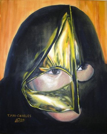 Veil Arabic Woman