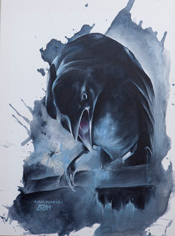Corbeau - Raven
