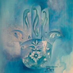 Main de Fatima-Hand of Fatima
