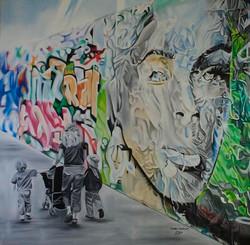Berlin Wall  - Mur de Berlin