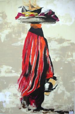 Yemenite bedouin woman 1