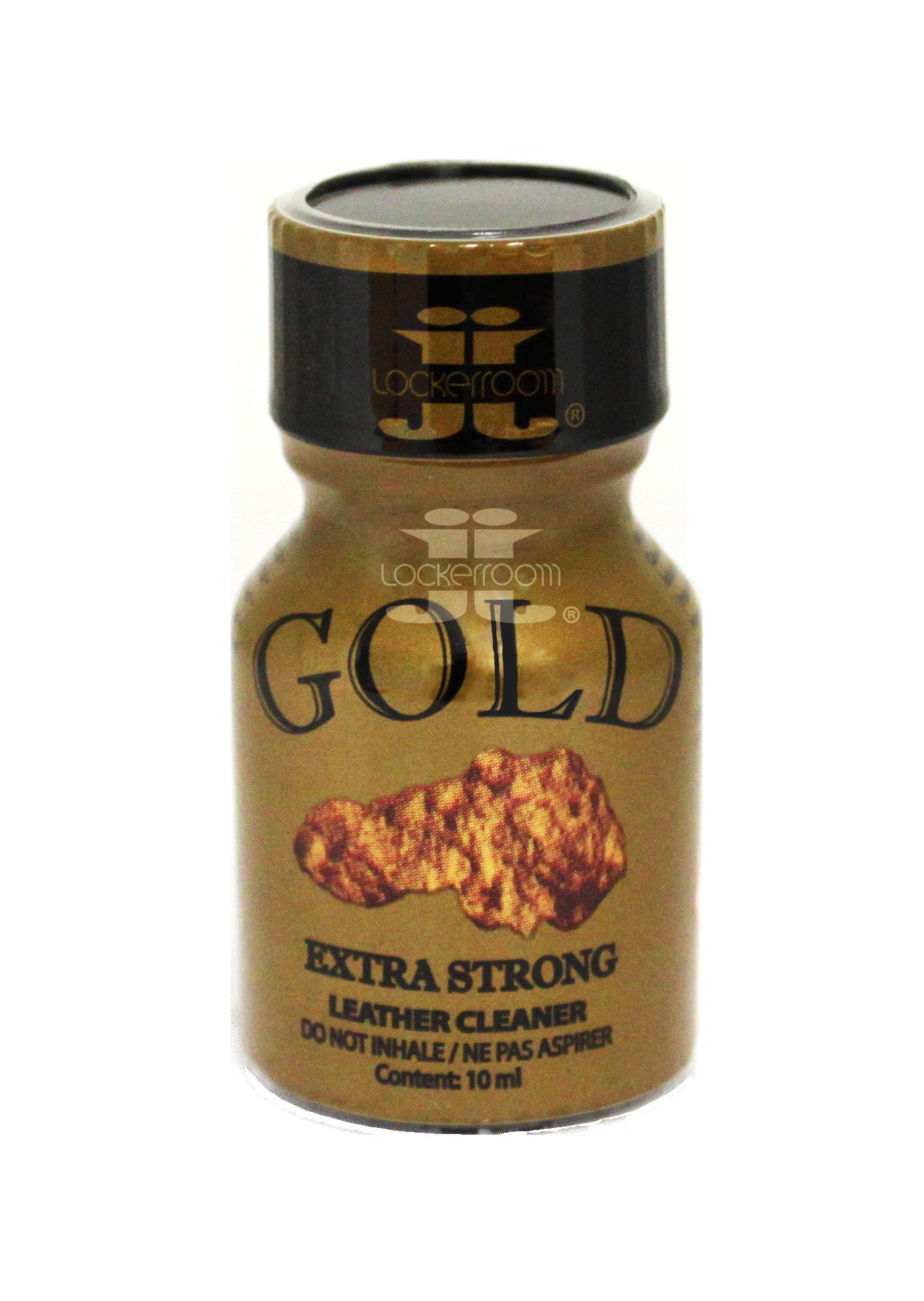 Gold 10mL Bottle