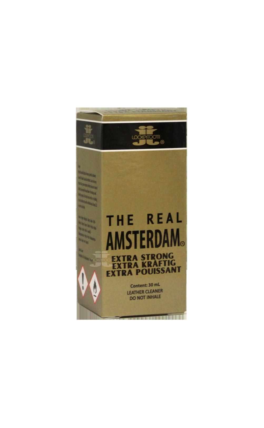 Real Amsterdam 30mL Box