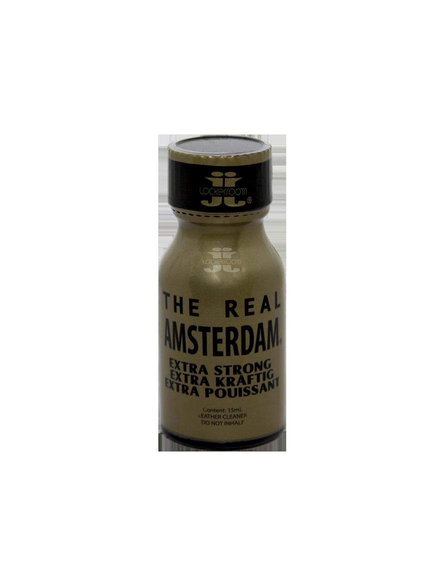 Real Amsterdam 15mL Bottle