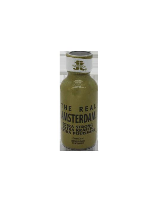 Real Amsterdam 30mL Bottle NEW