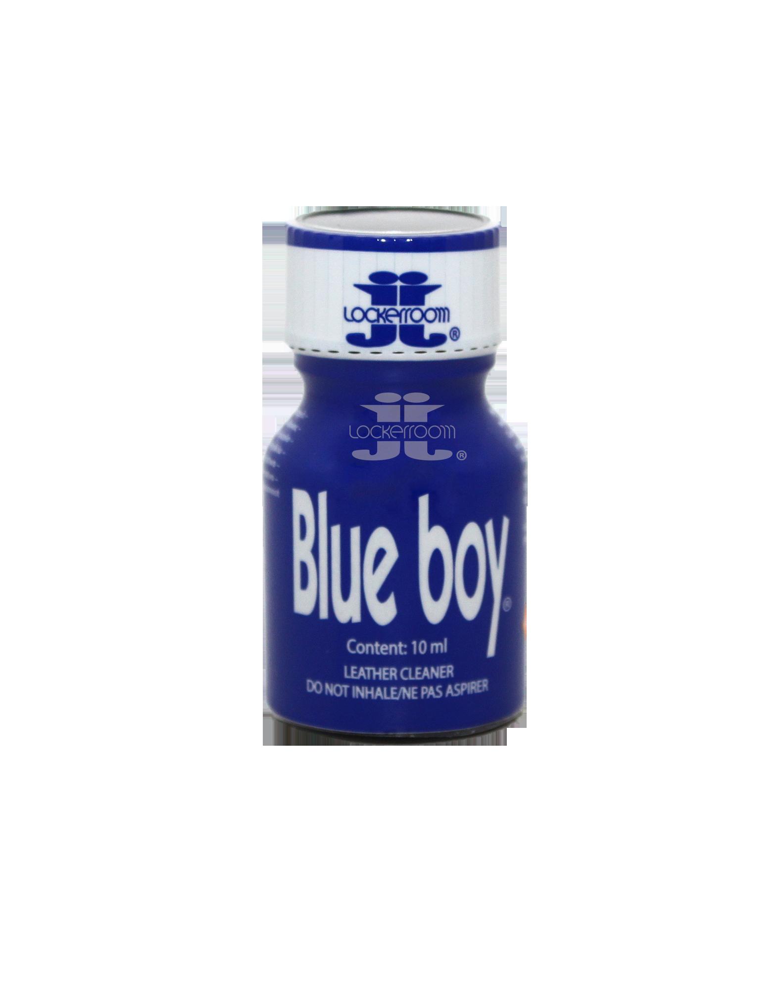 Blue Boy 10mL Bottle with Watermark