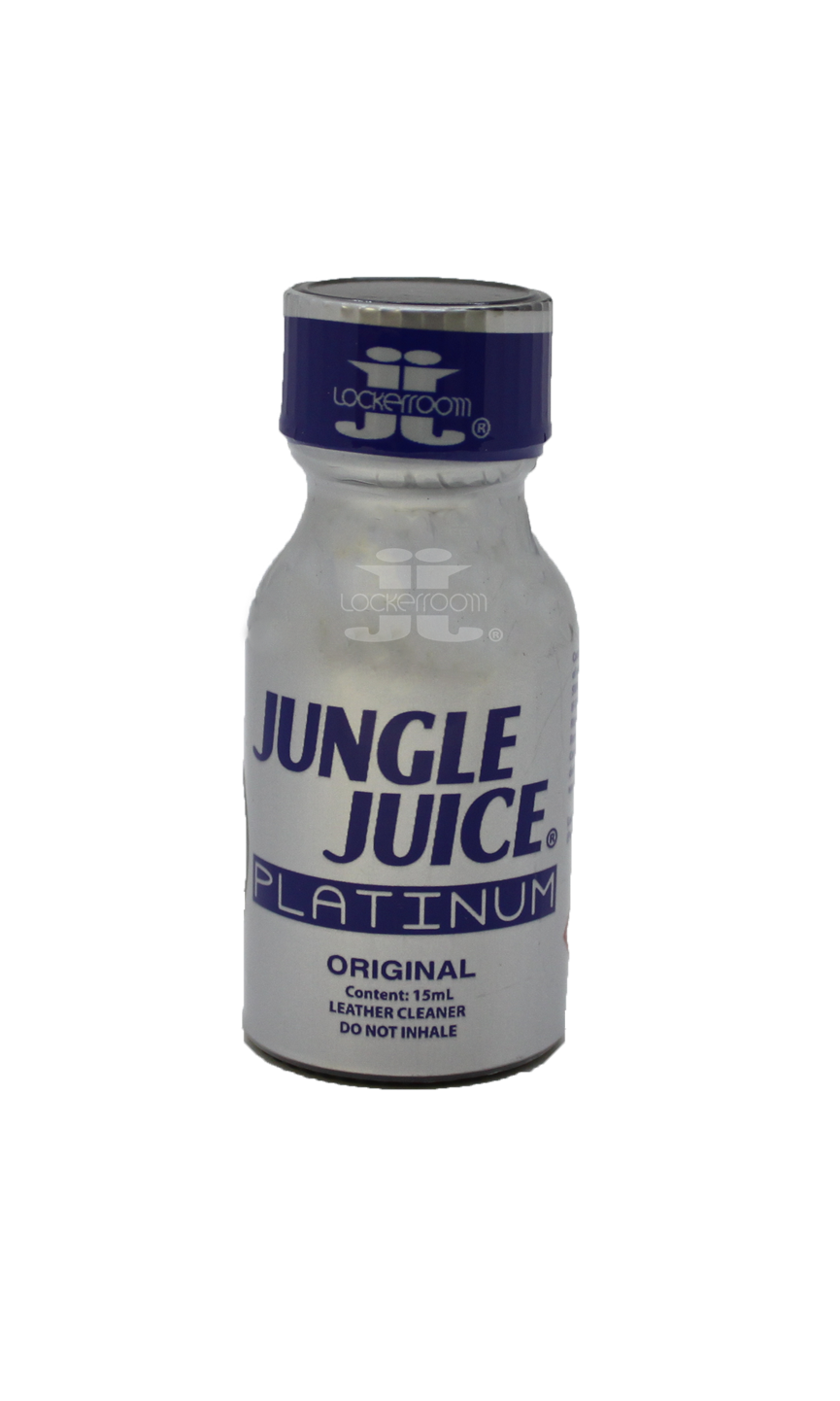 Jungle Juice Platinum 15mL Bottle