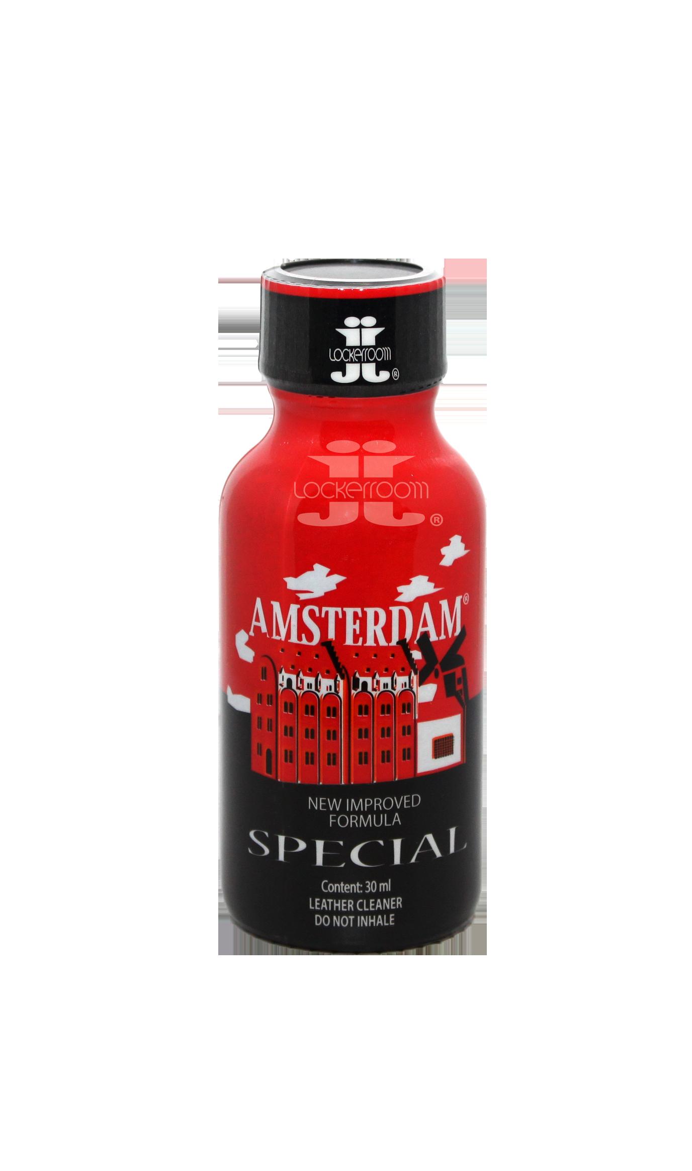Amsterdam Special 30mL Bottle