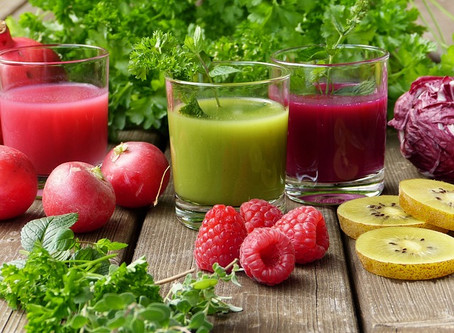 Detoxification is mandatory for long term health