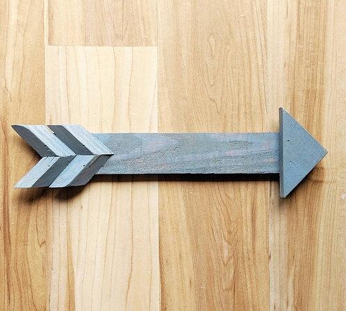 Wood Arrow Art