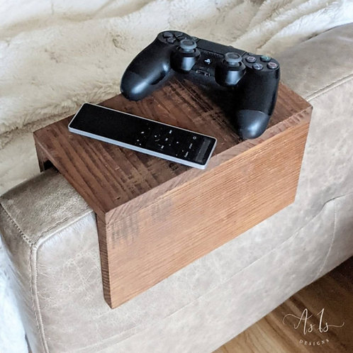Wood Couch Arm Tray