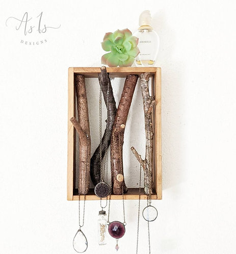 Natural Branch Hanger