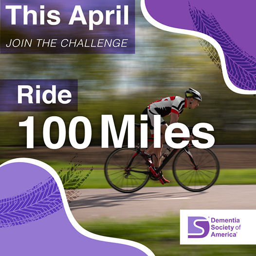 April 2021 - Ride Against Dementia Chall