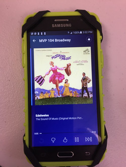 Sound of Music on MVP
