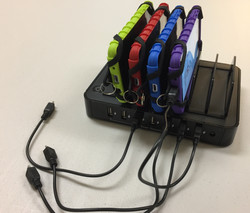 Charging Station Side View