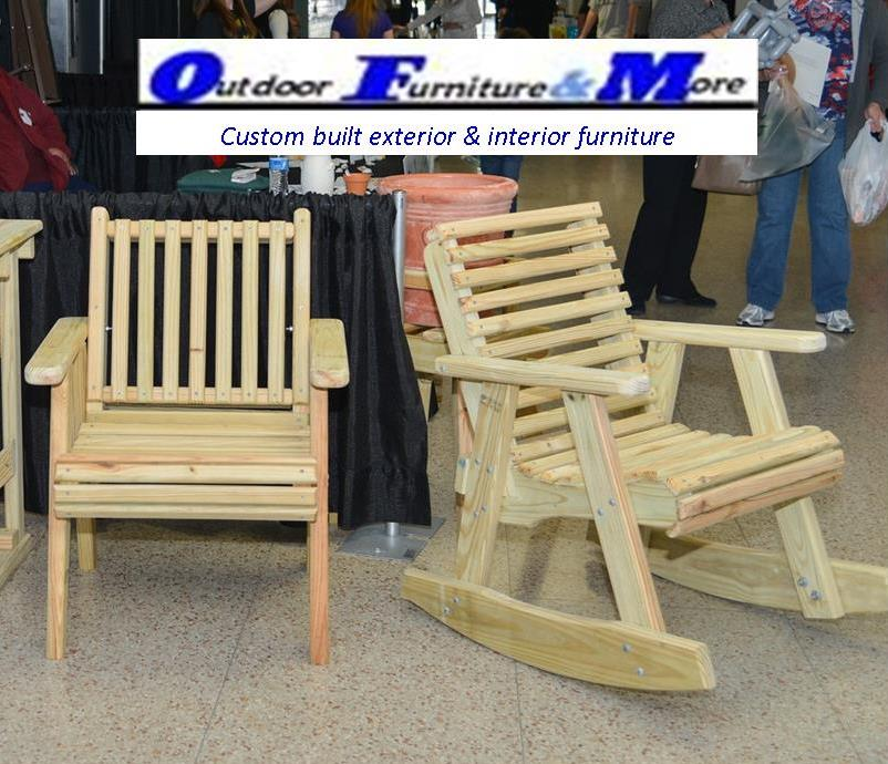 Outdoor Furniture & More