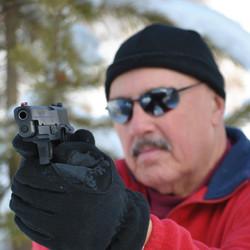 Certified NRA Instructor Bill McFerr